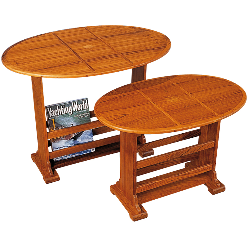 Handy table basse pliante azurinoxmarine - Table basse pliante but ...