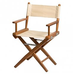 Directors chair Beige canvas