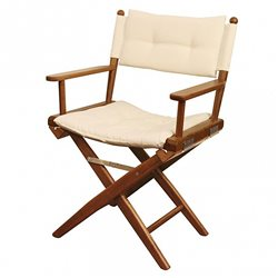 Directors chair Cream Deluxe