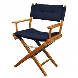 Directors chair Navy Deluxe
