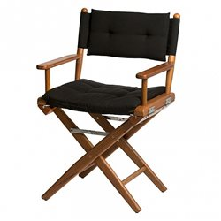 Directors chair Black Deluxe