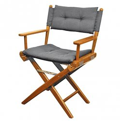 Directors chair Anthracite Deluxe