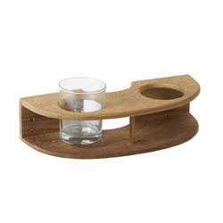 Cup and glass holders