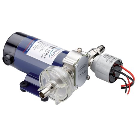 Self-priming automatic pump