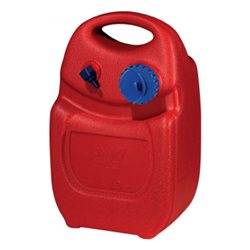 Plastic Remote Fuel Tanks lt. 12