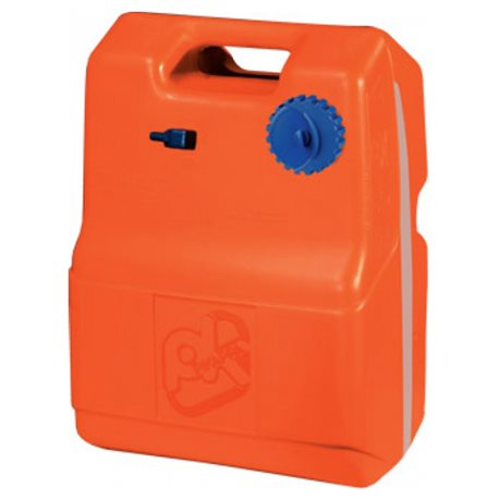 Plastic Remote Fuel Tanks lt. 29