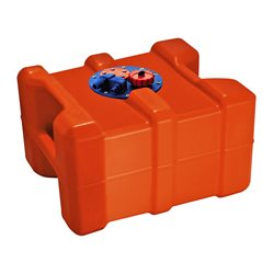 Large Capacity Plastic Tanks lt. 40
