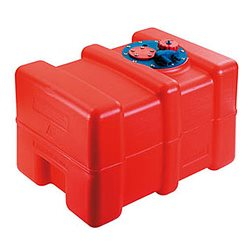 Large Capacity Plastic Tanks lt. 42