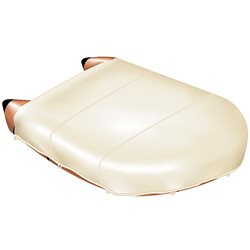 Inflatable boats universal covers - Round bow