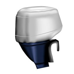 Outboard engine standard covers TOP LINE