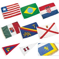 We make all kinds of flags