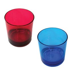 Glasses in policarbonate 25cl
