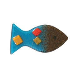Small fish with magnetic available in different colours