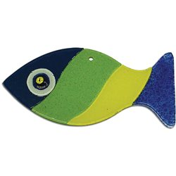 Single fish available in different colours