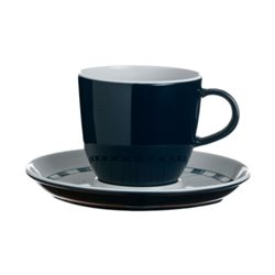 Breakfast/tea cup and saucer